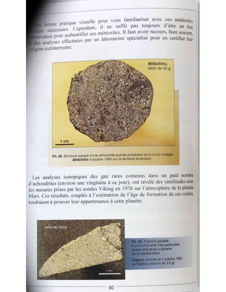ZAGAMI // Météorite Martienne -- 3.54g -- (+ Livre inclus !)