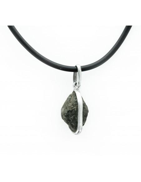 Pendentif en météorite NWA 869