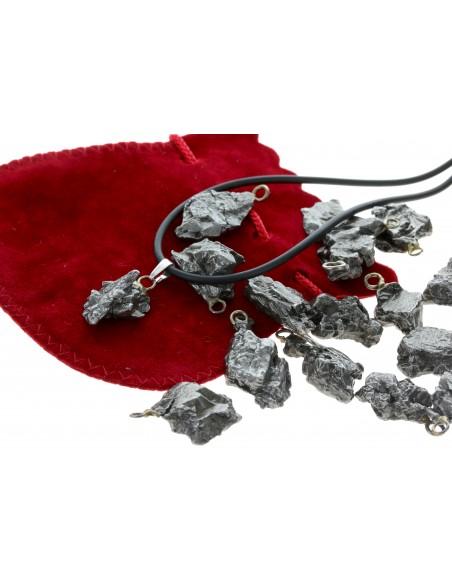 Pendentif en météorite Campo del Cielo