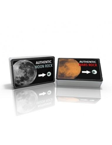 LOT : Fragments de la Lune et de la planète Mars, taille M