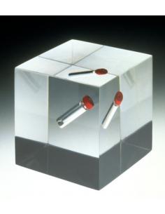 Cube - 1/10 de carat de Mars