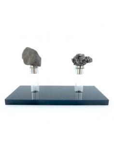 Duo de météorites fournies...