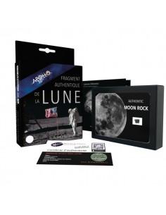 Véritable fragment de la Lune, taille XL