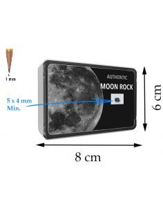 Fragment de la Lune, de taille L, l'idée cadeau qui marquera