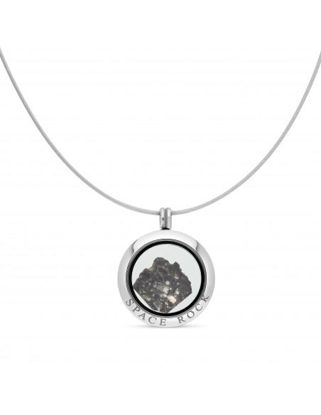Duo de météorites fournies avec support magnétique