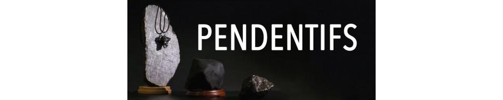 Pendentifs en météorites à acheter : Campo del Cielo et autres !