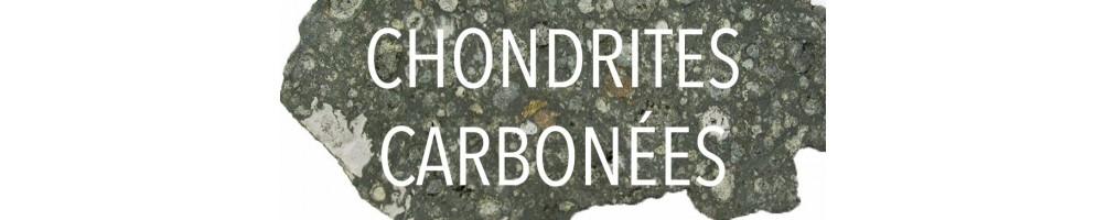 Chondrites carbonées