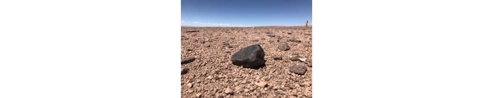 Météorites de l'Atacama
